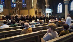 zondagmatinee Zanggroep Spirit in Berkel en Rodenrijs januari 2020