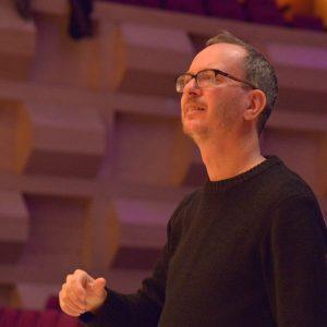 Don Henken - dirigent Zanggroep Spirit