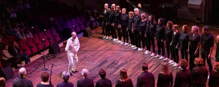 Zanggroep Spirit op Balk TOPfestival 2019
